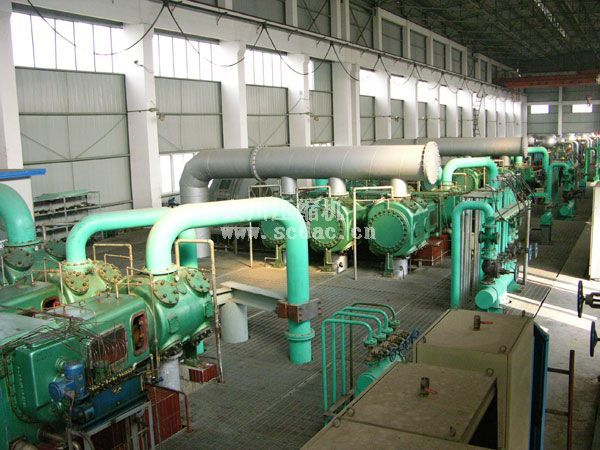 6M16-13.2/23-130-7.8/127-137 Nitrogen and hydrogen loop gas compressor