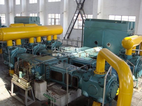 6M20-284/25 coke oven gas compressor