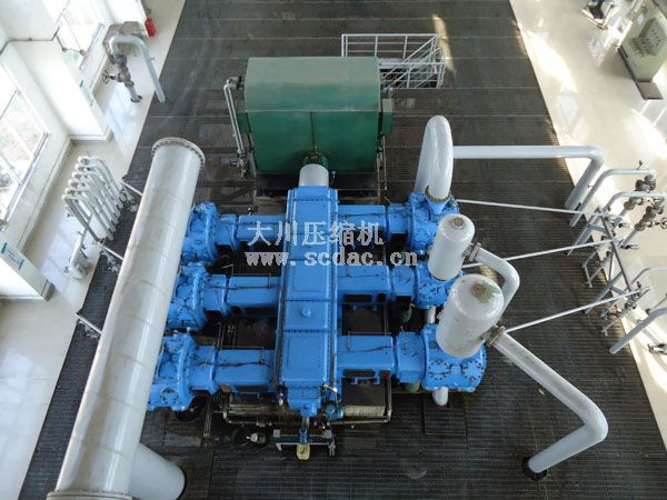 6M32-293/39 coal gas compressor